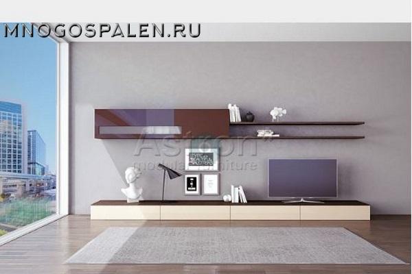 Гостиная Nataly Np103 Astron купить в салоне-студии мебели Барселона mnogospalen.ru много спален мебель Италии классические современные